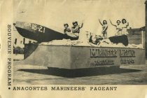 Image of 1940 Marineers Pageant Souvenir Program