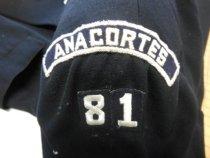 Image of left shoulder of jacket
