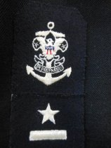 Image of Sea Scout patch on right sleeve