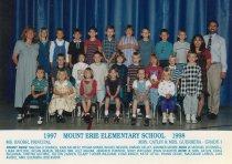Image of 2009.016.160 - Mt. Erie School  1997-1998  Grade 1