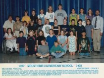 Image of Mt. Erie School  1997-1998  Grade 5
