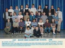 Image of 2009.016.172 - Mt. Erie School  1997-1998  Grade 6