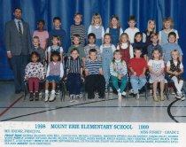 Image of 2009.016.179 - Mt. Erie School  1998-1999  Grade 2