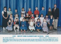 Image of 2009.016.193 - Mt. Erie School  1999-2000  Kindergarten A.M.