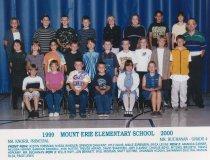 Image of 2009.016.202 - Mt. Erie School  1999-2000  Grade  4
