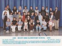 Image of 2009.016.205 - Mt. Erie School  1999-2000  Grade  5