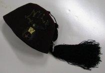 Image of 2013.045.002 - Hat, Fraternal