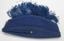 Image of hat with fringe