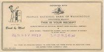 Image of deposit receipt 3/19
