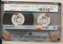 Image of 2013.045.020 - Tape, Audio Reel