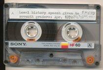 Image of 2013.045.021 - Tape, Audio Reel