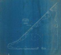 Image of landscape blueprint of Luvera property
