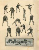 Image of 2013.077.002 - 1945 AHS football team