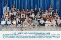 Image of 2009.016.216 - Mt. Erie School   2000-2001  Grades 1, 2 & 3