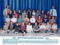Image of 2009.016.223 - Mt. Erie School   2000-2001  Grade 5