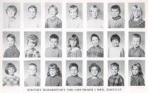 Image of Whitney School  1968-1969 Grade 1