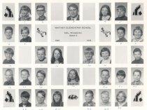 Image of Whitney School 1969-1970 Grade 4