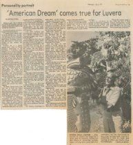 Image of article on Paul Luvera, Sr.