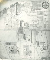 Image of #1 Sanborn map of Anacortes