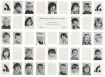 Image of 2009.016.303 - Whitney School  1974-1975  Kindergarten A.M.