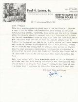Image of 2013.077.306 - Correspondence