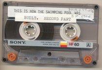 Image of Luvera tape - building swim pool part 2
