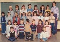 Image of 2009.016.353 - Whitney School  1982-1983  Grade 1