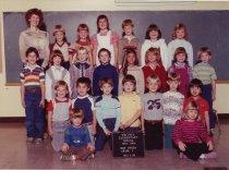 Image of 2009.016.360 - Whitney School  1983-1984  Grade 1