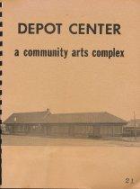 Image of Depot Center prospectus