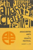 Image of Arts and Crafts Festival Catalog 1967