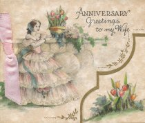 Image of Anniversary card