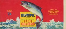 Image of Fishermen's Pack Olympic label
