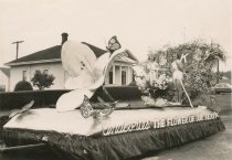 Image of Marineer's Pageant Kiwanis float
