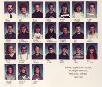 Image of 2009.016.428 - Whitney School  1990-1991  Grade 2