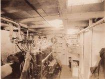 Image of City of Anacortes engine room