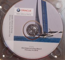 Image of DVD - 33rd AMrica's Cup, Race 2