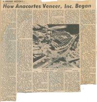 Image of brief history of Anacortes Veneer, Inc.