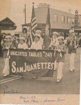 Image of Christmas parade Dec. 1, 1973