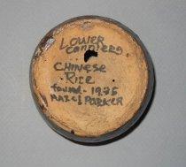 Image of brown ceramic pot (bottom)