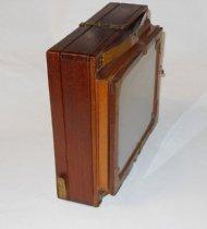 Image of glass plate camera