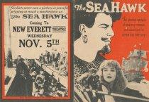Image of The SEA HAWK advertisement - back