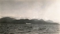 Image of S.S. PRINCE GEORGE in Fitzhugh Sound