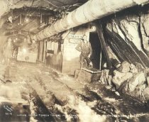 Image of D.XV.073.005 - Water in the Pioneer Tunnel
