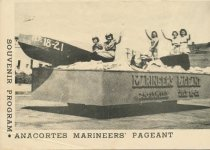 Image of 1940 Marineers' Pageant progrom