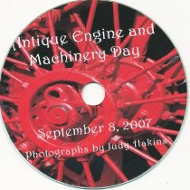 Image of 2015.059.022.001 - Antique Machinery Day 2007, disc