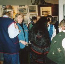 Image of 2002 Museum holiday reception