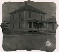 Image of unidentified 2-story house