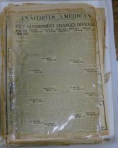 Image of Sample issue Anacortes American archive