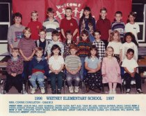 Image of Whitney School  1996-1997  Grade 2