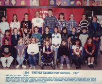 Image of 2009.016.502 - Whitney School  1996-1997  Grade 3